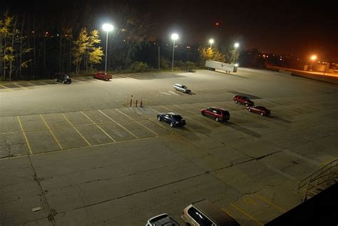 Parking Lot Lighting by Orion S Energy Efficient Parking Lot Lighting Envirogadget