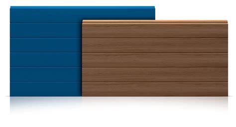 pannelli per portoni sezionali portoni sezionali superficie rigata marcegaglia buildtech