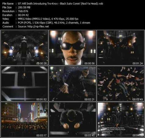 black suits comin nod ya will smith introducing tra black suits comin nod
