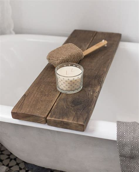 bathtub caddy wood the 25 best ideas about bath caddy on pinterest cheap