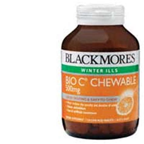 Blackmores Vitamin C Buffered 120tablet buy blackmores bio c vitamin c chewable 500mg 125pk