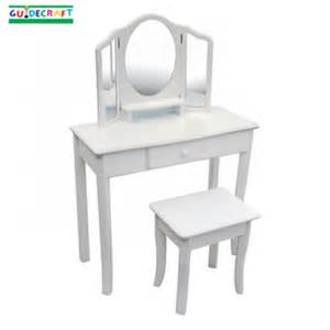 Toddler Vanity And Stool Classic White Vanity Stool