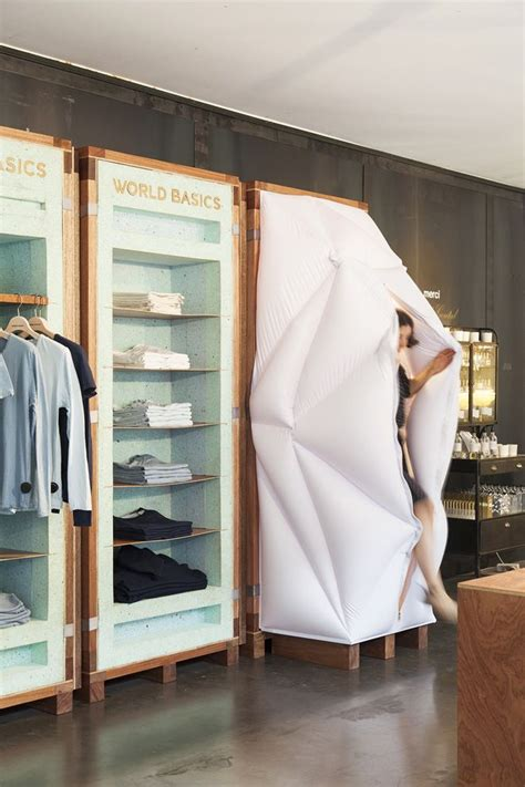 room store 30 best fitting rooms in retail environments images on changing room retail design