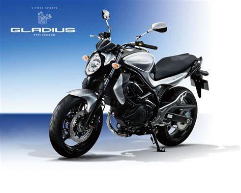 Gladius Suzuki 2014 2014 Suzuki Gladius 400 Abs Image 1