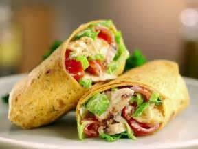 chicken wraps recipe dishmaps