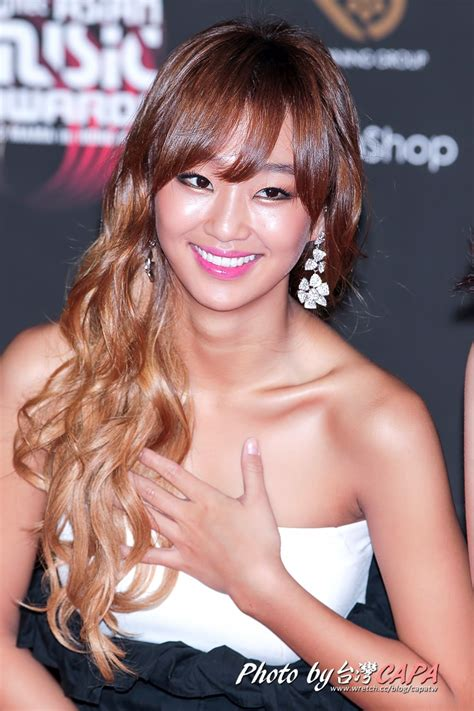 hyorin put on long hair sistar hyorin long locks pinterest hair