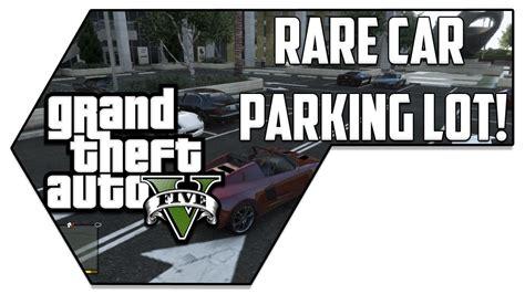 Gta 5 Garage Locations by Car Parking Lot Location Gta V Grand Theft Auto V