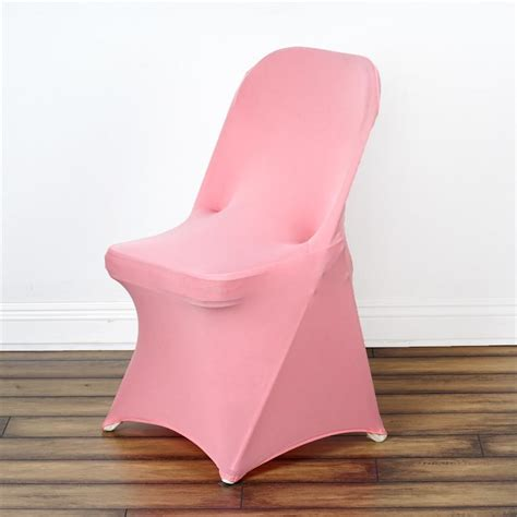 fitted chair covers 50 pcs spandex fitted folding chair covers for wedding