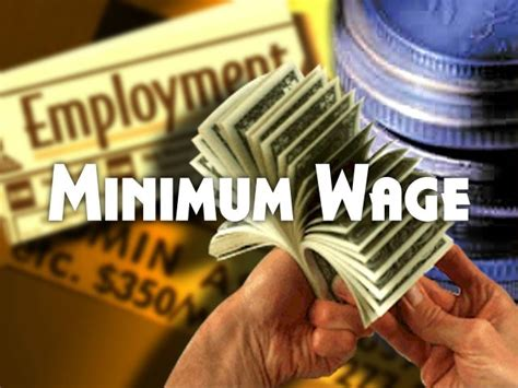 the minimum wage tanyafree weekly poll