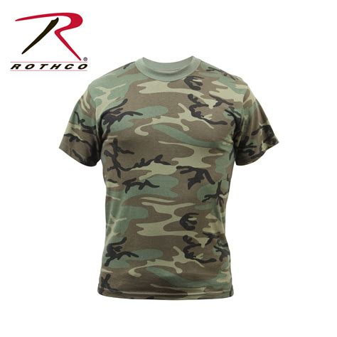 Camo Shirts Rothco Wholesale Tactical Outdoor Clothing