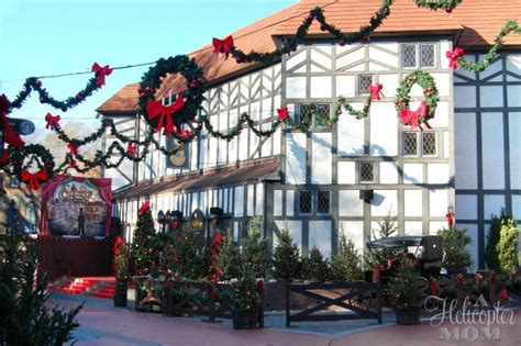 town at busch gardens williamsburg a