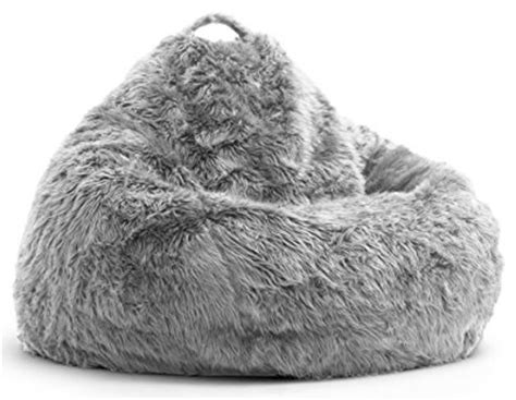 Furry Bean Bag Chairs ? Best Lounge Furniture   Sevenhints