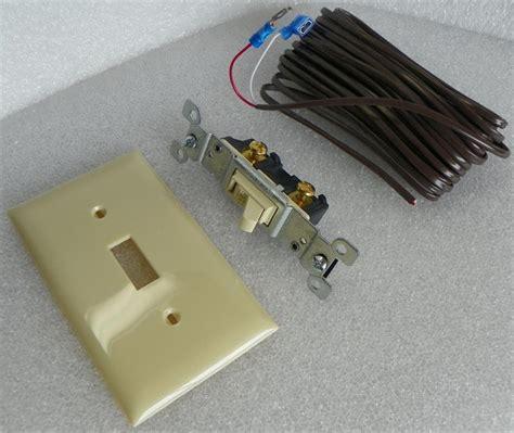 wall mount on switch kit millivolt gwms2 01997 f0245