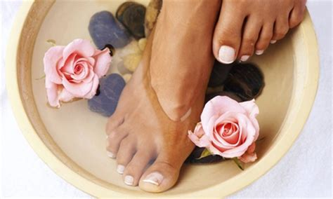 Home Pedicure Foot Detox by Detox Footbath The Total Salon Wellness Spa