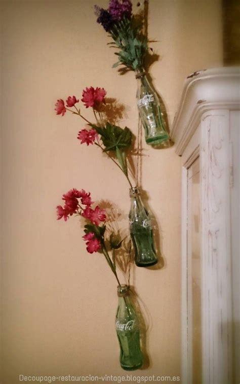 como decorar unos 15 años diy c 243 mo decorar con botellas de cocacola antiguas