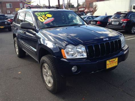 Milford Ct Jeep 2005 Jeep Grand 4dr Laredo 4wd Suv In Milford Ct