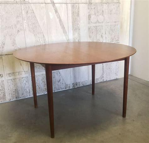 tavolo da pranzo tavolo da pranzo allungabile vintage danimarca in vendita