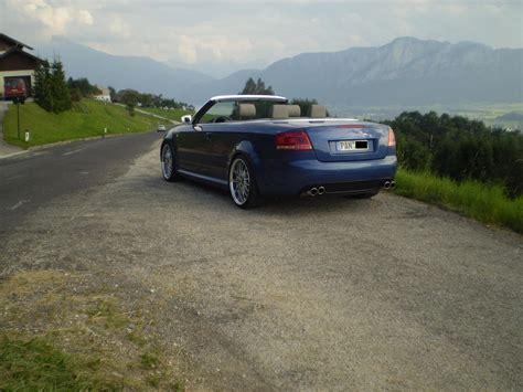 Suche Audi A4 Cabrio by Verkaufe Audi A4 Cabrio Im Rs4 Umbau Traumblau Biete