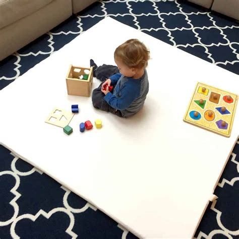 Organic Play Mat by Best Non Toxic Play Mats For Baby Updated 2017