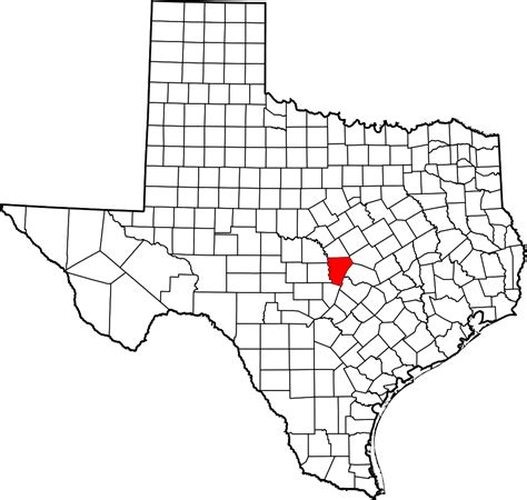 Burnet County Records Burnet County Clerk And District Clerk Records