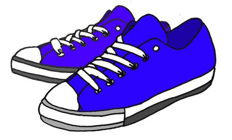 tennis shoes clipart designs and ideas clipartpost