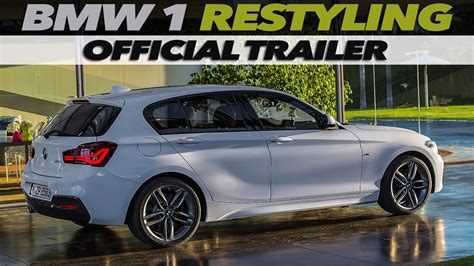 Bmw 1er Neues Modell 2015 by 2015 New Bmw 1 Series Restyling Official Trailer