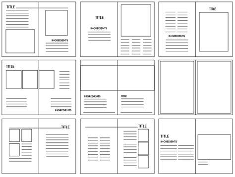 grid layout design ideas design practice kinfolk grids and layout development