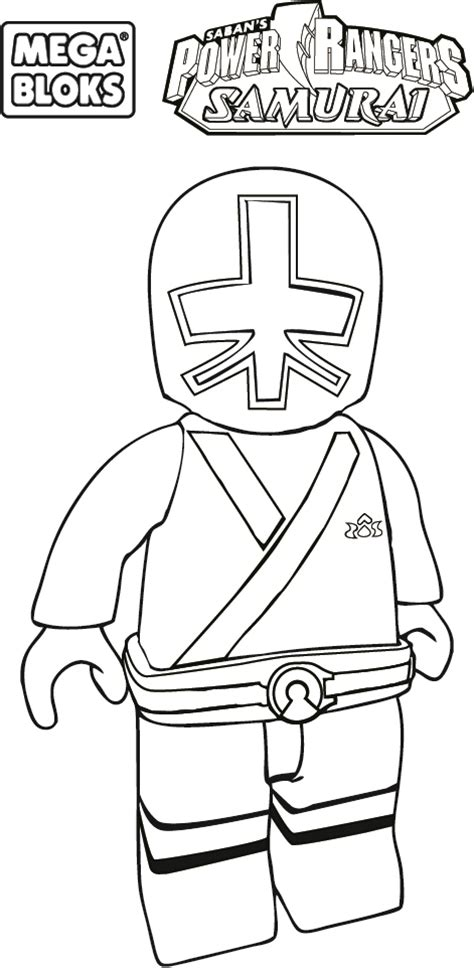 power rangers lego coloring pages 49 lego power rangers samurai coloring pages enjoy