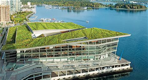 vancouver convention centre green roof flynn group of how the vancouver convention centre maintains its living