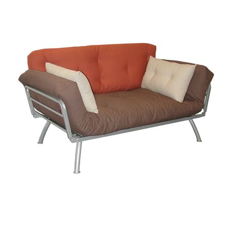 Mali Flex Futon by Elite Mali Flex Futon Combo With Plank Dusk Cushions Home Furniture Living Room