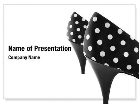 shoes powerpoint templates shoes powerpoint backgrounds