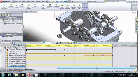 tutorial solidworks motion image gallery solidworks animation