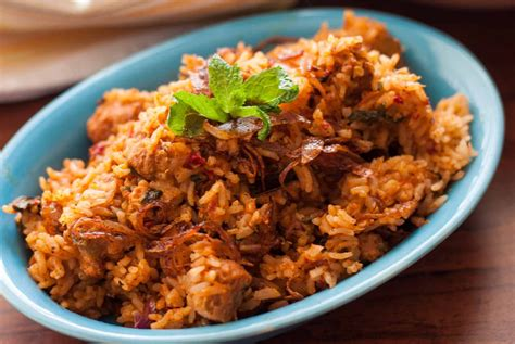 vegetarian recipes with soya chunks andhra style vegetarian biryani with soya chunks recipe by