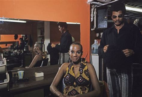 african hair salon in harlem 1970s harlem in photos before brunch there were riots