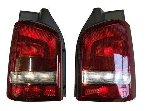 T5 Shop Lights by T5 T5 1 Smoked Clear Rear Lights Tailgate 9264