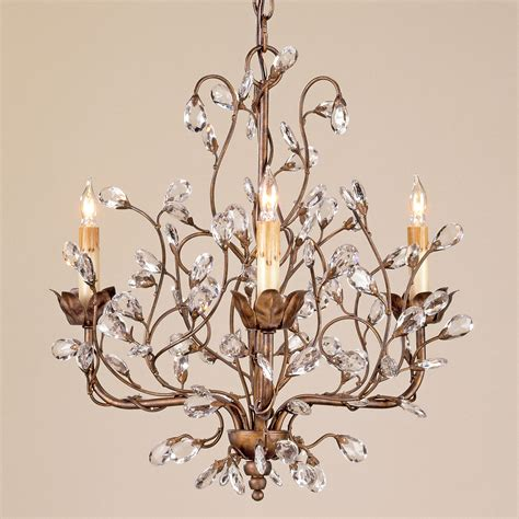 Currey And Company Bud Chandelier currey and company 9883 bud mini chandelier