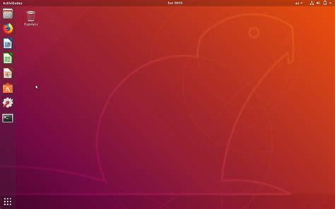 escritorio ubuntu 2 3 fondo de escritorio ubuntu 18 04 lts trastetes