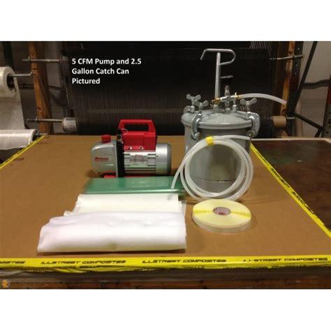 want to vacuum bag your carbon fiber or fiberglass