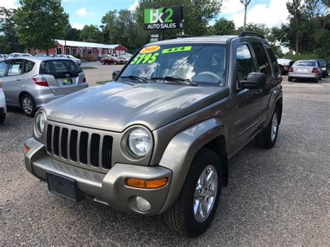 jeep gold gold jeep liberty for sale used cars on buysellsearch