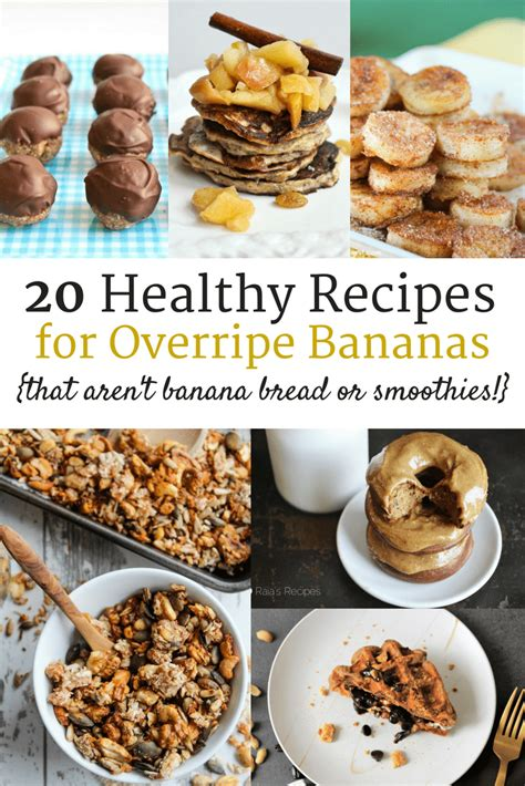20 banana recipes that you 20 healthy ripe banana recipes that aren t banana bread or smoothies snacking in sneakers