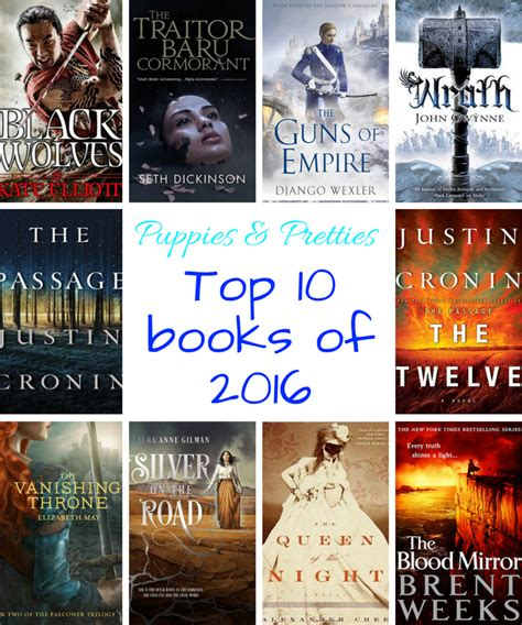 top 10 picture books top 10 books of 2016 puppies pretties
