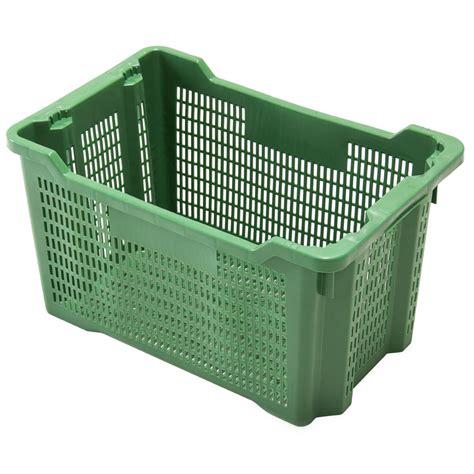 cassetta in plastica cassetta per raccolta olive frutta verdura in plastica