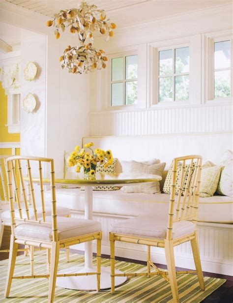 Yellow Dining Room | yellow room interior inspiration 55 rooms for your