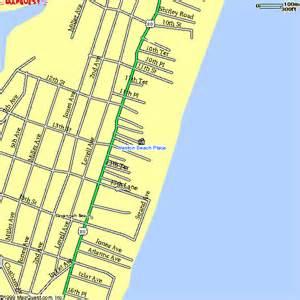 tybee map