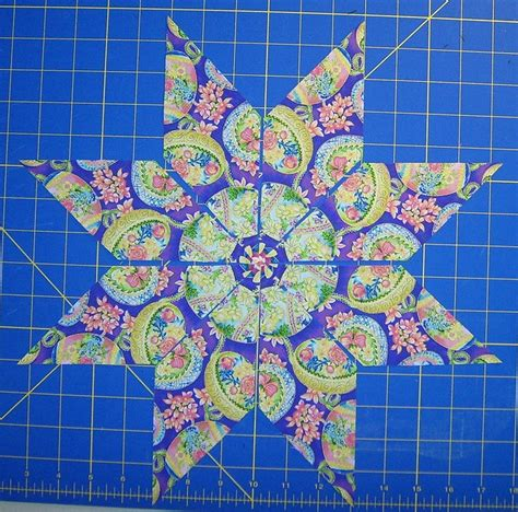 Kaleidoscope Patchwork - 38 best images about stack and whack patchwork on