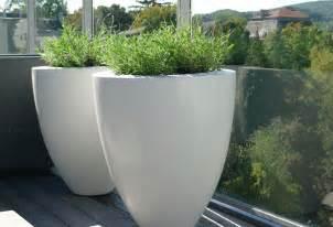 Large White Garden Pots Planters Garden Design Window Boxes Planters