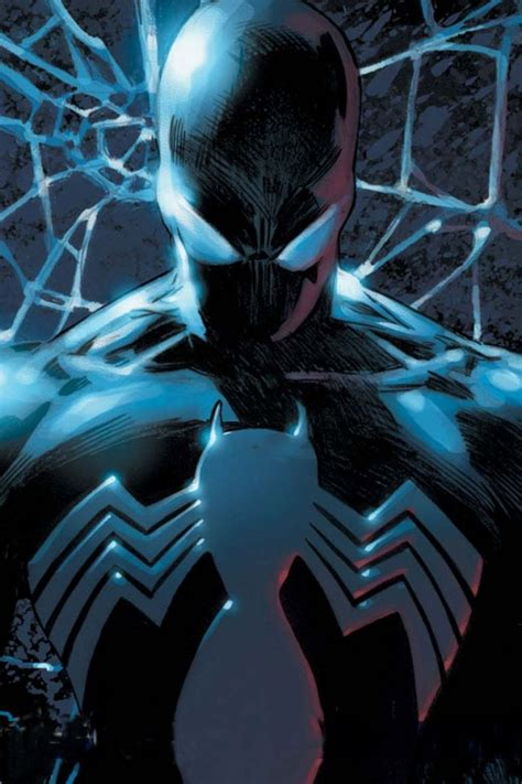 wallpaper hd for android spiderman black spiderman aka venom iphone 4 and 4s hd wallpaper