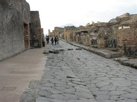 le romane strade romane foto di scavi di pompei pompei tripadvisor