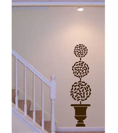 large wall mural decals decals by digiflare wall decal big topiary tree deco sticker mural