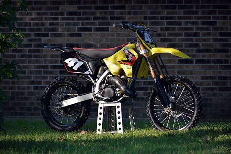 Suzuki Rm 125 2001 2001 Rm 125 Build Tech Help Race Shop Motocross Forums